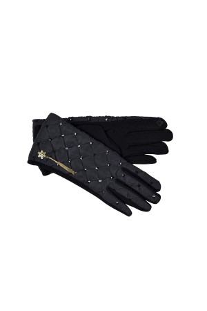 HAPPY SEASONS - SNOWFLAKE - Quilted Hand Gloves