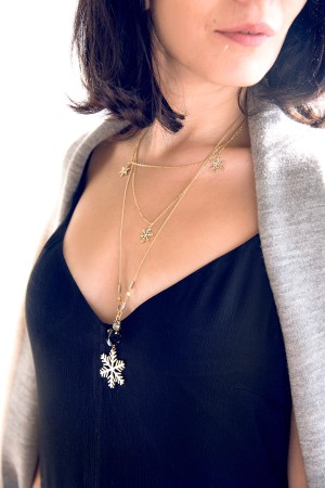 PLAYGROUND - SNOWS - Layered Necklace (1)