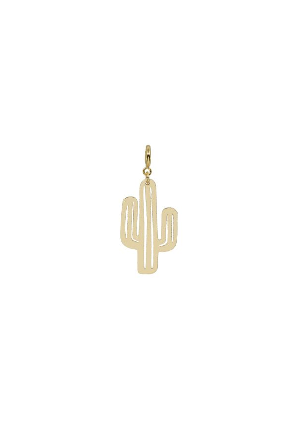 SPIKY - Cactus Detailed Charm
