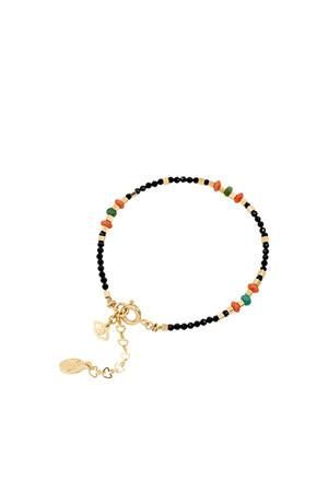 PLAYGROUND - SPINEL - Natural Onyx Bracelet