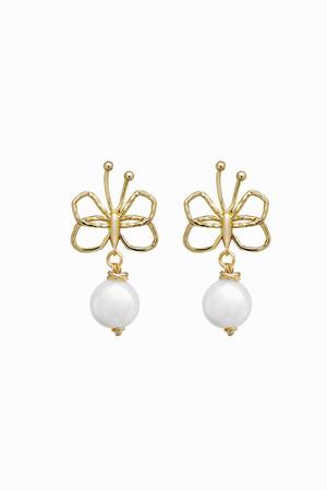 PLAYGROUND - SPLENDOR - Pearl Earrings