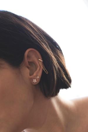 COMFORT ZONE - STAR STAR - Minimal Earrings (1)