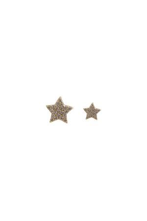 COMFORT ZONE - STAR STAR - Minimal Küpe
