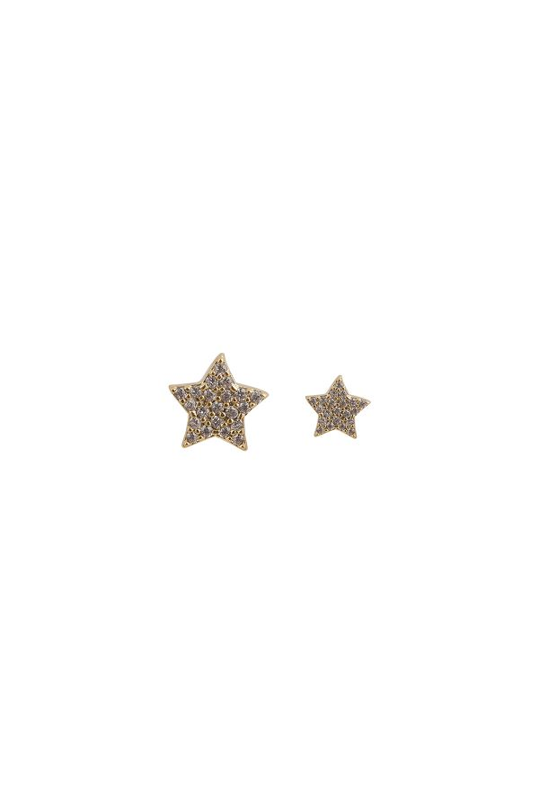 STAR STAR - Minimal Küpe