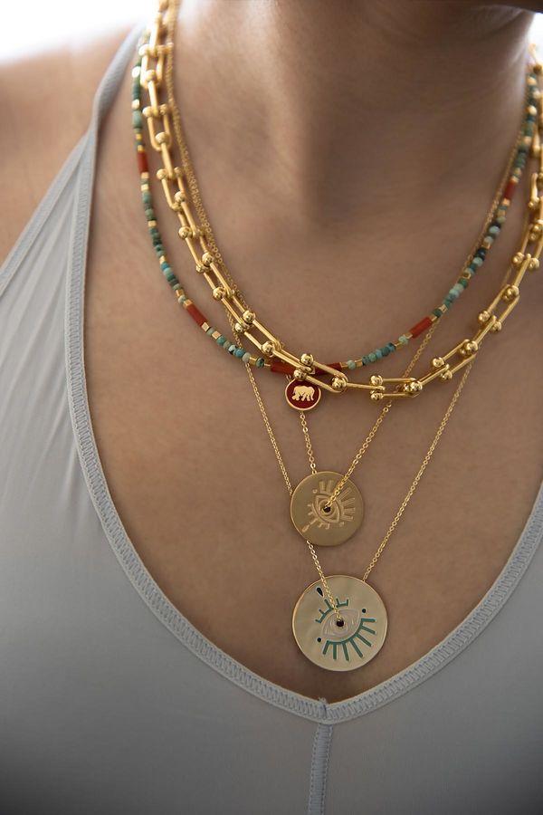 STIR ME UP - Chuncky Chain Necklace