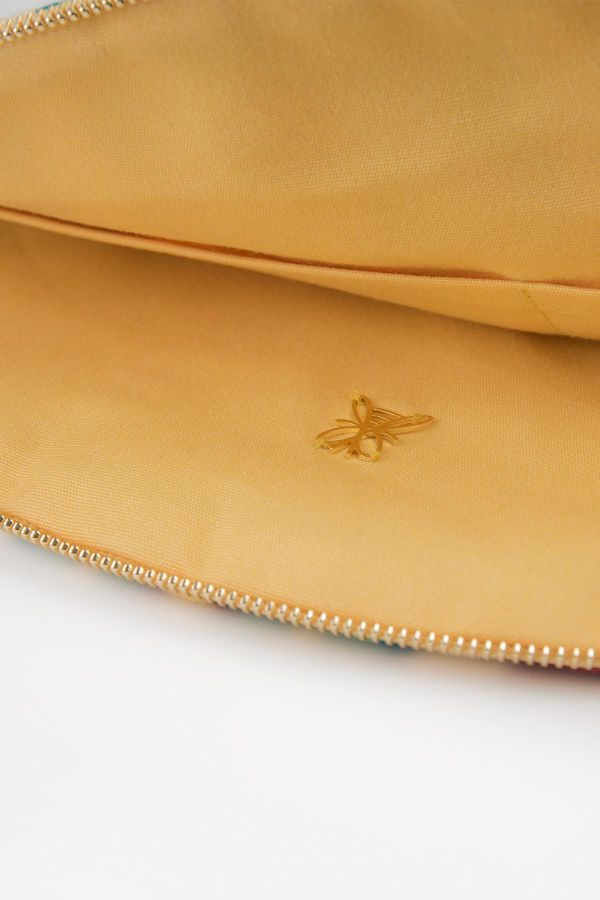 STRAP - Round Clutch Bag