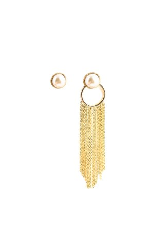 COMFORT ZONE - STYLISH - Asymmetrical Earrings