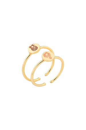 PLAYGROUND - SUMMER REMINDER - Stackable Ring