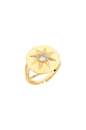 SHOW TIME - SUMMER STAR - Statement Ring