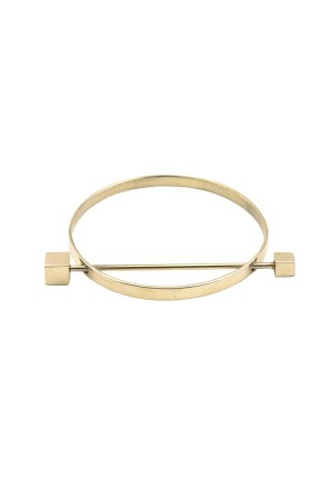 COMFORT ZONE - TANGEANTE - Geometrical Bracelet