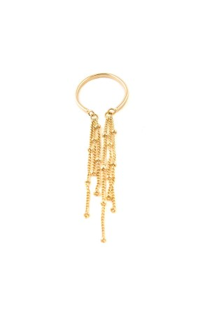 COMFORT ZONE - TASSEL - Chain Ring