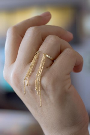 COMFORT ZONE - TASSEL - Chain Ring (1)