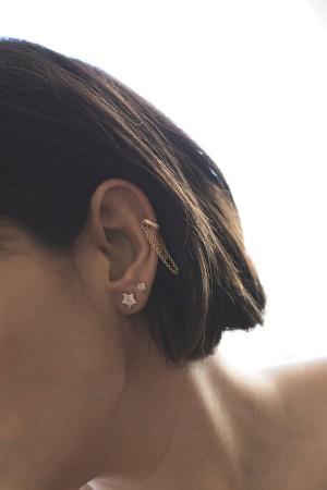 PLAYGROUND - TASSEL - Zincirli Kulak Aksesuarı (1)