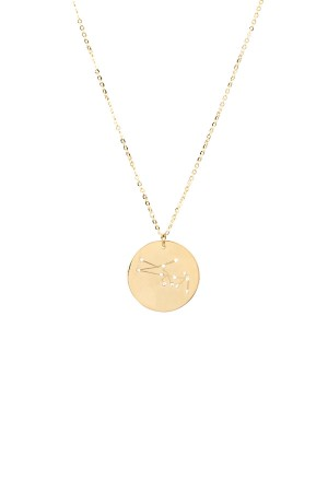 PETITE JEWELRY - TAURUS - Personalized Star Sign Necklace