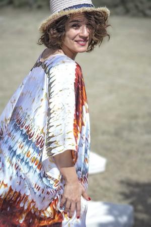 HAPPY SEASONS - TERRA - Bikini Kimono (1)