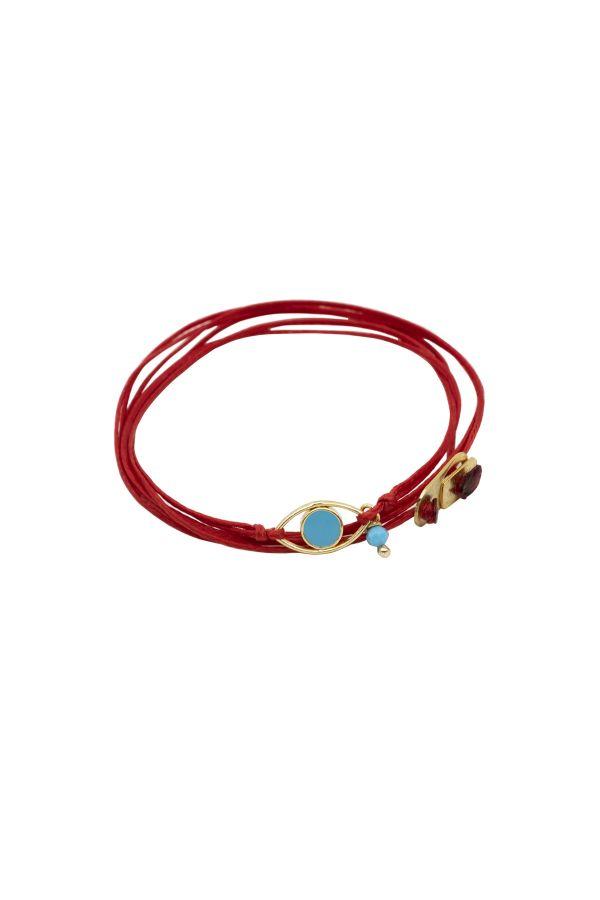 THASSOS - Evil Eye Bracelet