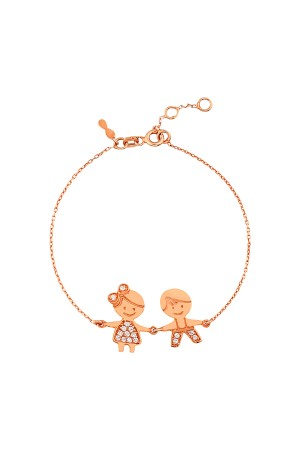 PETITE FAMILY - THE HAPPIEST - Boy and Girl Bracelet (1)
