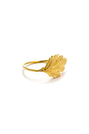 COMFORT ZONE - THE LEAF - Adjustable Ring