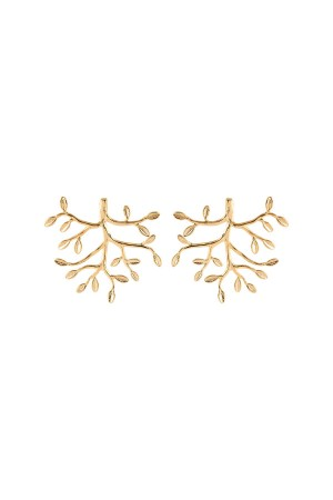 PLAYGROUND - THIN BRANCH - Stud Earrings