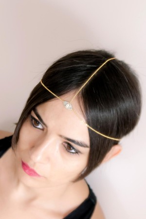 BAZAAR - THIRD EYE - Hair Accessory (1)