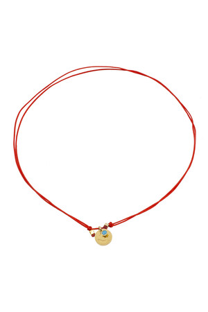 PLAYGROUND - TIBET - Om Engraved Necklace