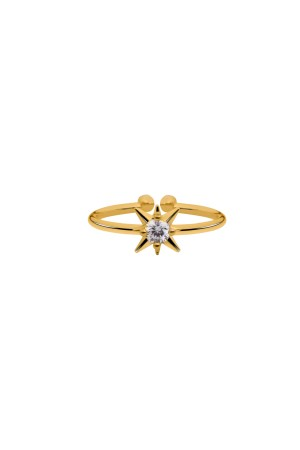 COMFORT ZONE - TINY COSMOS - Star Ring