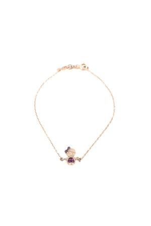 PETITE FAMILY - TINY PINKY LOLA - Dainty Girl Bracelet (1)