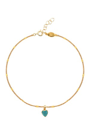COMFORT ZONE - TINY ROMANCE - Dainty Chain Anklet