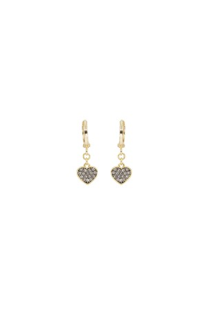 PLAYGROUND - TINY HEART - Minimalist Heart Earrings