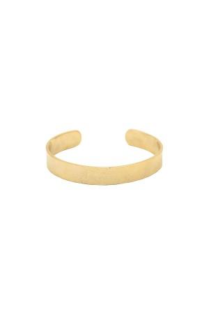 COMFORT ZONE - TISSUE - Textured Cuff Bracelet