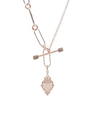 SHOW TIME - TOGGLE - Charm Necklace