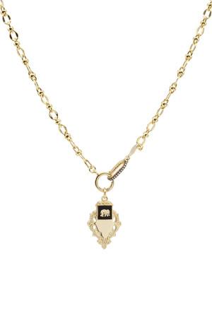 SHOW TIME - TOKEN - Medallion Pendant
