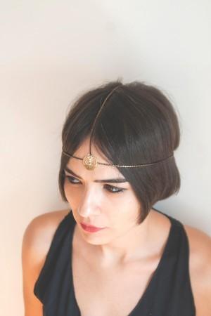 BAZAAR - TREE OF LIFE - Saç Takısı (1)