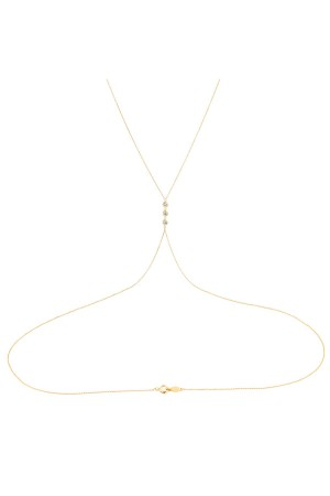 COMFORT ZONE - TRIO DIAMOND - Body Chain