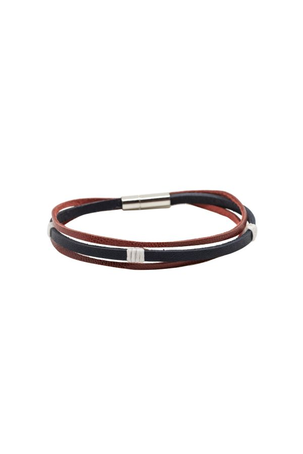 TRIPLE - Layered Man Bracelet