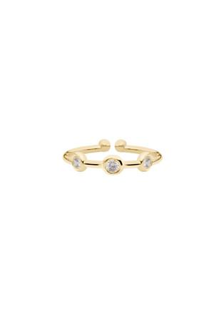 TROIA - Adjustable Ring - Thumbnail