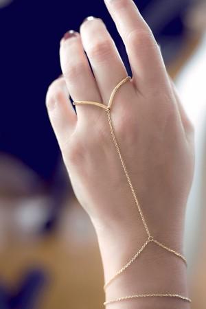 BAZAAR - TWIN - Finger Bracelet (1)