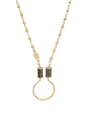 PETIT CHARM - TWINS BALL - Charm Necklace