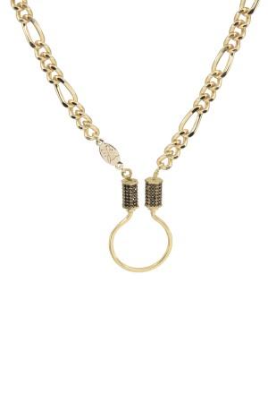 PETIT CHARM - TWINS FIGARO - Charm Necklace (1)