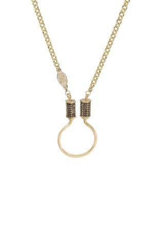PETIT CHARM - TWINS ROLLO - Charm Necklace