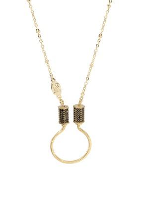 PETIT CHARM - TWINS SATELLITE - Charm Necklace