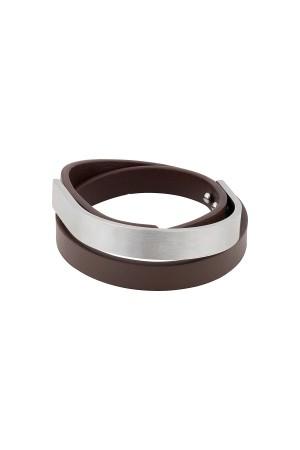 MANLY - U TURN - Men's Bracelet