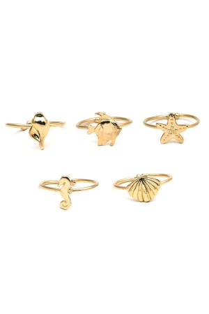 PLAYGROUND - UNDER THE SEA - Stacking Rings