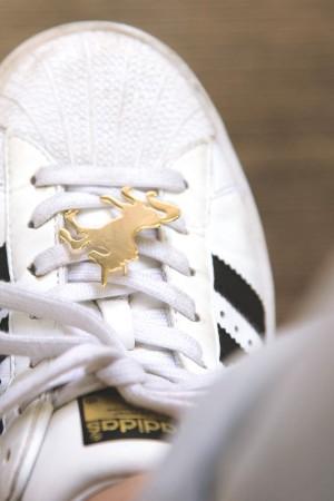 BAZAAR - UNICORN - Ayakkabı Broşu (1)