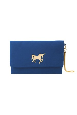 HAPPY SEASONS - UNICORN - Clutch Bag