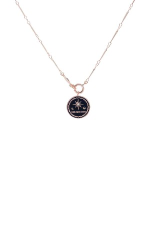 COMFORT ZONE - UPON STARS - Charm Necklace