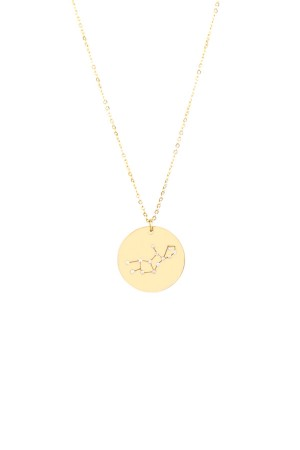 PETITE JEWELRY - VIRGO - Zodiac Star Sign Necklace