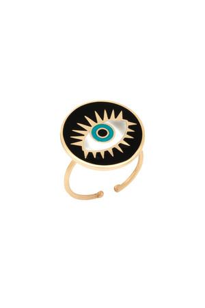 PLAYGROUND - WATCH ME - Eye Ring