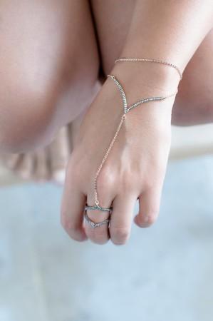 SHOW TIME - WATERFLOW - Ring Bracelet (1)