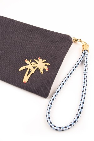 HAPPY SEASONS - WEST PALM - Pouch Bag (1)